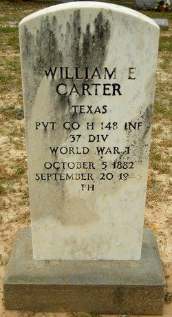 William E. Carter
