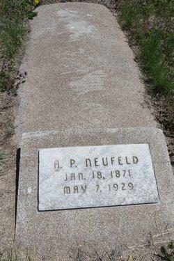 Abraham P. Neufeld