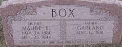 Maude Elillian <i>Meek</i> Box