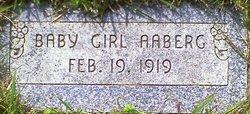 Baby Girl Aaberg