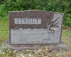 Joan P <i>Raymond</i> Strout