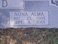 Nona Alma Lloyd