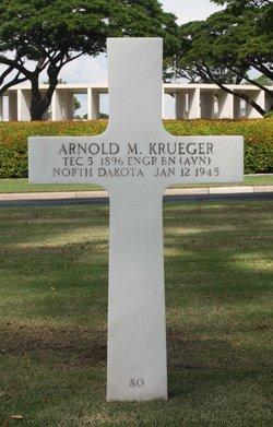 Tec5 Arnold M Krueger