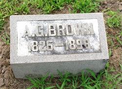 A G Brown