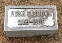 Rush G Brown