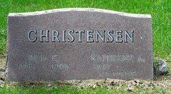 Kathleen <i>Dahlberg</i> Christensen