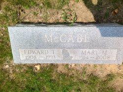 Edward T McCabe