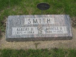 Albert Dryden Smith
