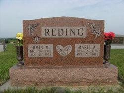 Marie Ann <i>Schechinger</i> Reding