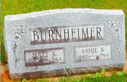 Annie R. Burnheimer
