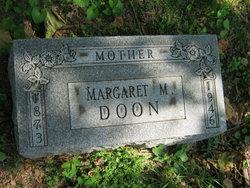 Margaret <i>Mayer</i> Doon