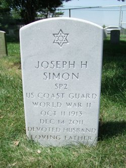 Joseph H Joe Simon