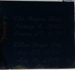William David Hicks, Jr