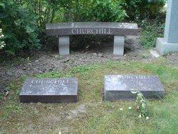 Rita E <i>Kline</i> Churchill