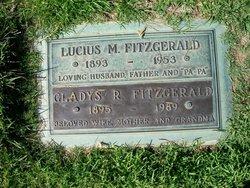 Gladys R <i>Reeves</i> Fitzgerald