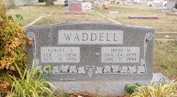 Irene <i>Moore</i> Waddell