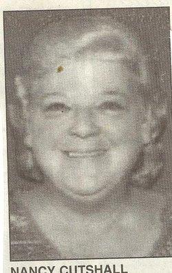 Nancy Jane <i>Johnson</i> Cutshall