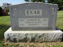 Joseph S Exar