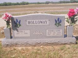 Norma Gene <i>Flanagin</i> Holloway