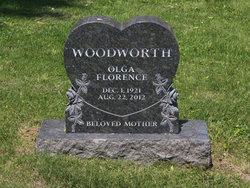 Olga Florence <i>Derfert</i> Woodworth