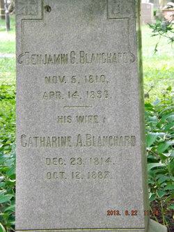 Benjamin Goodwin Blanchard