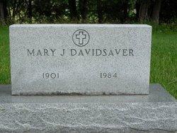 Mary Jane Christina <i>Meisner</i> Davidsaver