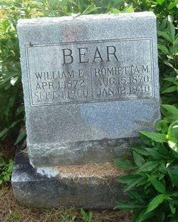 Romietta <i>McKean</i> Bear