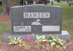 Randall A Randy Hansen