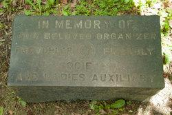 Posvohler Friendly Society Cemetery