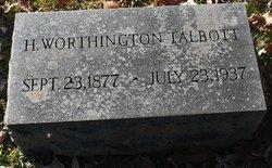 Hattersly Worthington Talbott, Jr