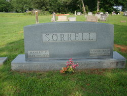 Manly Pleasant Sorrell