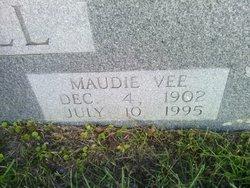 Maudie Vee <i>Sanders</i> Hull