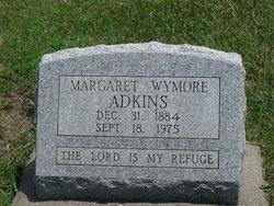 Margaret Maggie <i>Wymore</i> Adkins