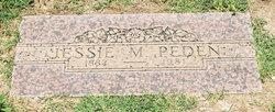 Jessie M Peden