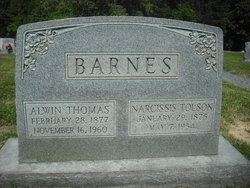 Alwin Thomas Barnes