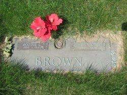 Verna Mae <i>Wilcoxen</i> Brown
