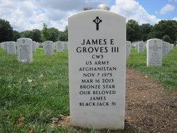 CWO James Edison Groves, III