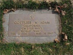 Gottlieb Martin Adam