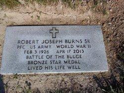 Robert Joseph Bob Burns, Sr