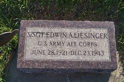 Sgt Edwin A Liesinger
