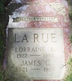 Lorraine A Larue