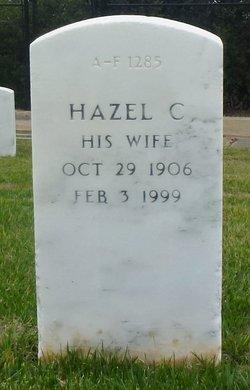 Hazel C Roantree