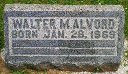Walter M. Alvord