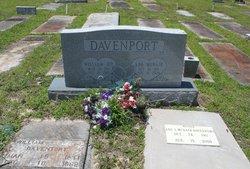 Ada <i>McNair</i> Davenport