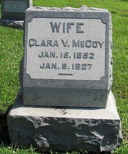 Clara V McCoy