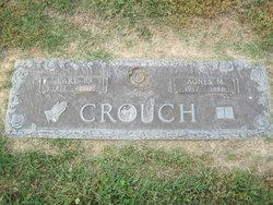Agnes <i>Massey</i> Crouch