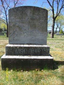 Ida M <i>Osgood</i> Washburn