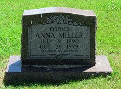 Anna <i>Goerg</i> Miller