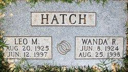 Leo Milton Hatch
