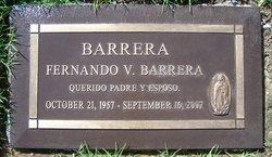 Fernando V Barrera
